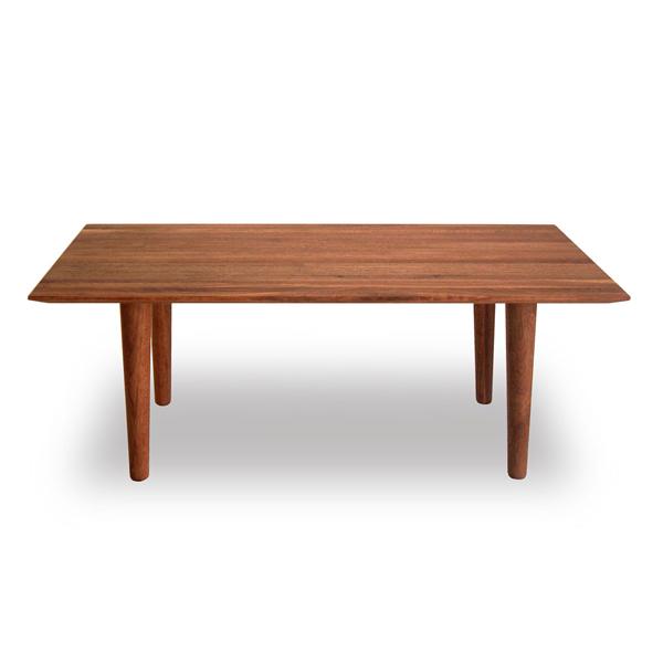 送料無料 Masterwal LINE SOFA TABLE90 LIST90(cc-wn)【マスターウォール ラインソファテーブル ウォールナット オイルフィニッシュ 】