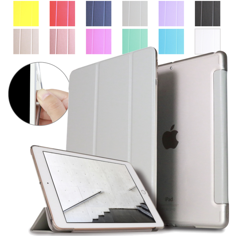 """Ultra Thin Magnetic Leather 2 Piece Smart Case Cover Stand Apple iPad Pro 9.7/"""""""