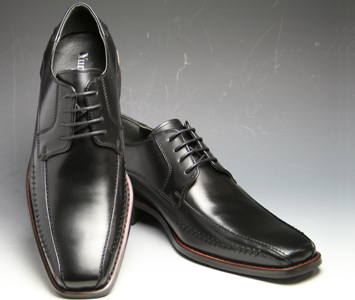 New business shoes! スワールモカ (race) fs3gm YS675 (black )