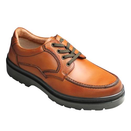 【ARUKURUN(アルクラン)】コンフォートカジュアル・AR3301(ブラウン)/防水牛革・3E/メンズ 靴