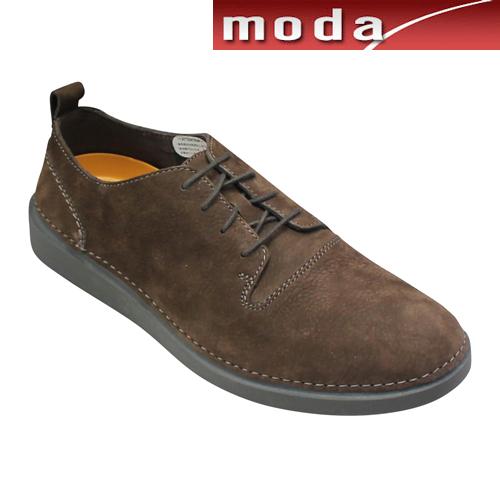 クラークス カジュアルシューズ プレーン ラウンドトゥ 012J ダークブラウンスエード Clarks メンズ 靴