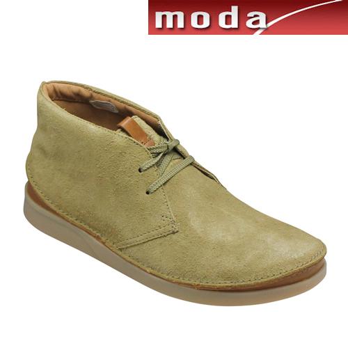 Kulaki chukka boots 015J beige suede Oakland Rise Oakland rise Clarks men shoes