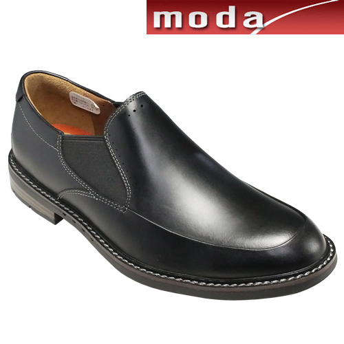 moda   Rakuten Global Market: Kulaki / side Gore business & casual slip-on, Unelott Step UN (エロットステップ), 616E (black) 26120334/clarks men shoes