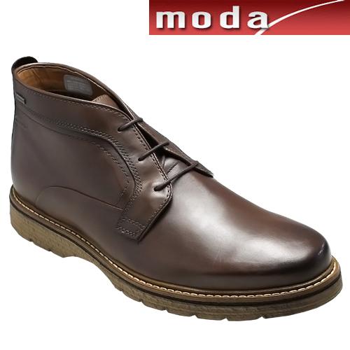 クラークス/英国トラッドのオーソドックスなジョージブーツ(プレーントゥ)・Newkirk Up GTX(ニューカークアップGTX)・662E(ブラウン)26121885/clarks メンズ 靴