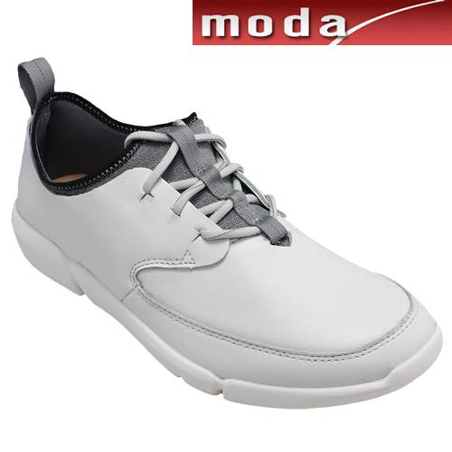Clarks Sneaker TRIFLOW FORM Freizeit Schuhe blau