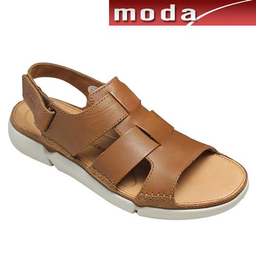 【人気No.1】 クラークス/超軽量の快適サンダル・Trisand メンズ Bay(トライサンドベイ) 靴・727E(タン)26124045/clarks メンズ 靴, スレバーアンダーウェア:0f4689ad --- phcontabil.com.br