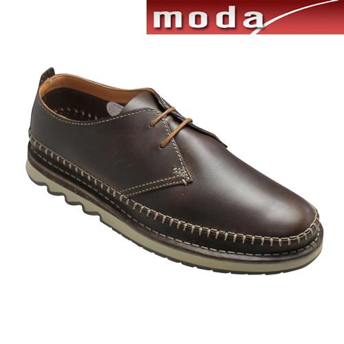 クラークス カジュアルレースアップシューズ Fallton Edge フォルトンエッジ 816E ブラウン 26127174 clarks メンズ 靴