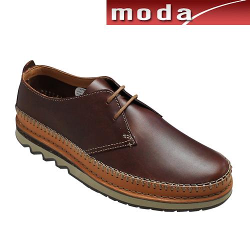 クラークス カジュアルレースアップシューズ Fallton Edge フォルトンエッジ 816E タン 26127176 clarks メンズ 靴