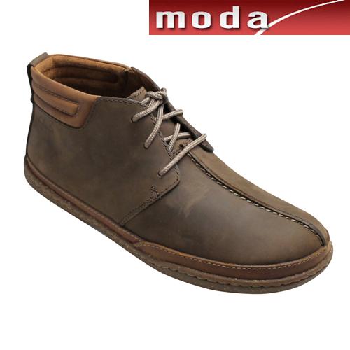 クラークス カジュアルシューズ Trapell Mid トラペルミッド 820E ダークブラウン 26122252 clarks メンズ 靴