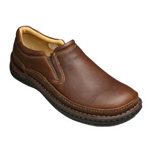 【Clarks(クラークス)】ACTIVE AIR(アクティブエアー)搭載のコンフォートシューズ・NATURE EASY(ネイチャーイージー)・505C(ダークブラウン)20338978/メンズ 靴