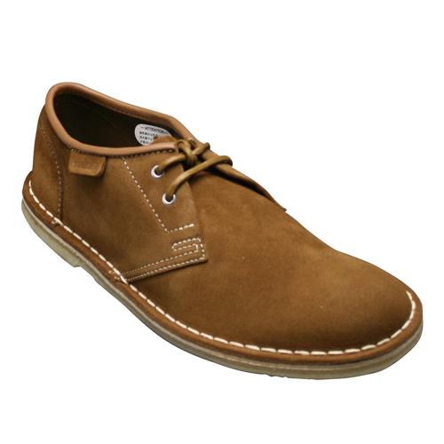【Clarks(クラークス)】カラフルで軽量・素足履きにも最適!・JINK(ジンク)680C(コーラ)・20342937/メンズ 靴