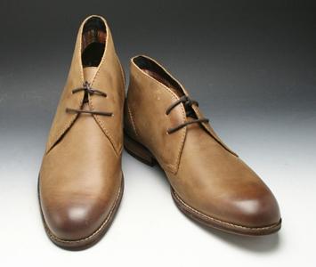 茶卡靴 GREENWHICHI HI (你好格林威治) 876 C (烟草) 20350755