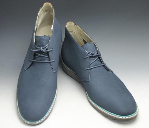 上绵顶上绵,415 E (海军麂皮绒)-26109726 / 礼服 & 休闲超轻量级的沙漠靴
