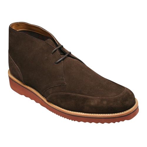 【Clarks(クラークス)】オシャレなスエードブーツ FREELY HI(フリーリー ハイ)・873C(ダークブラウンスエード)20351179/メンズ 靴