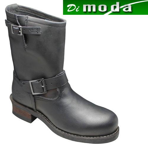 印象のデザイン 【ALPHA(アルファ)】グッドイヤーウェルト製法のエンジニアハーフブーツ・AFB20016(ブラック)・【送料無料(北海道・沖縄除く)】/メンズ 靴 靴, mofnof:22dc1b84 --- phcontabil.com.br