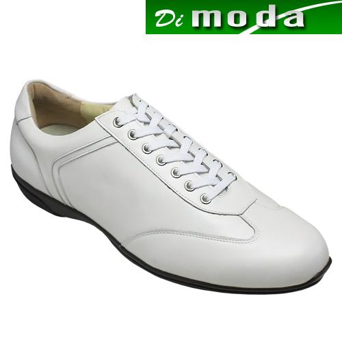 マドラス/レースアップドレス&カジュアルレザースニーカー/M3302(ホワイト)/メンズ 靴