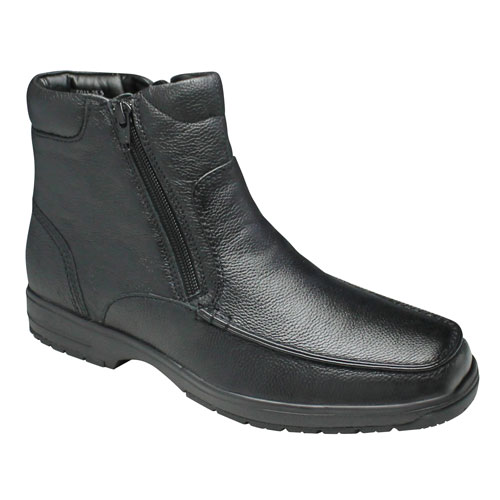 激安 【City【City Golf(シティー ゴルフ】4Eの幅広 靴・全天候型で履き心地の良い撥水加工の牛革ショートブーツ(サイドジップ) Golf(シティー・SPGF911(ブラック)/メンズ 靴, HandB.Safa:7c96fc08 --- phcontabil.com.br