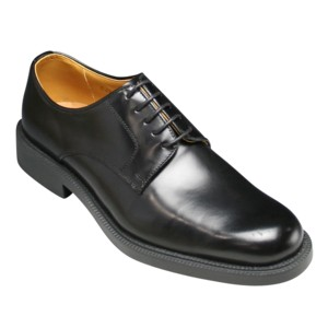 [KENFORD (Ken Ford)] water repellency processing, wide (3E) business shoes plane toe (race) K641 (black) [easy ギフ _ packing]