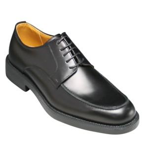 【KENFORD(ケンフォード)】撥水加工・幅広(3E)ビジネスシューズUチップ(レース)K644(ブラック)/メンズ 靴