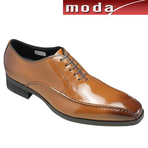 ケンフォード/ロングノーズ&ハイヒール仕様のホールカット(スワールモカ)・KN49(ブラウン)/KENFORD メンズ 靴