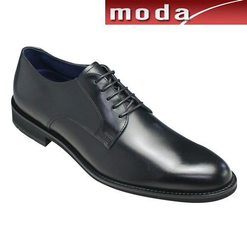 ケンフォード ビジネスシューズ プレーントゥ 1E KN65 ブラック KENFORD メンズ 靴
