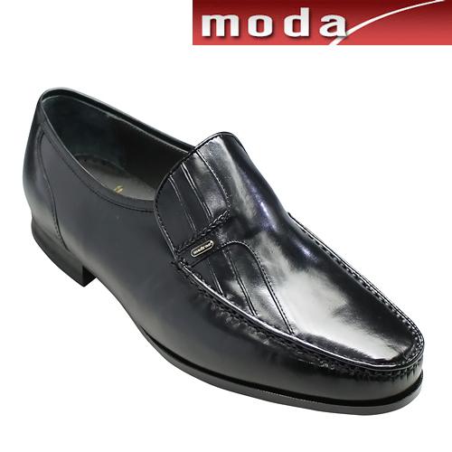 全日本送料無料 マドラス/ビジネスシューズ(モカシン)6502(ブラック)/ラウンドトゥ 軽量 3E/斜めストライプ/メンズ 軽量 靴, 池田町:b40784a0 --- phcontabil.com.br