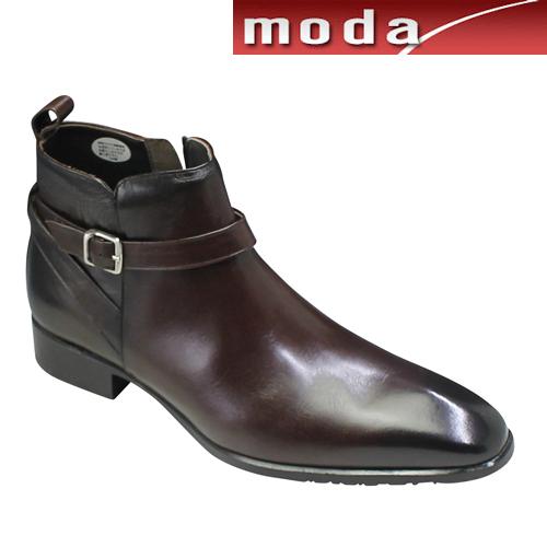マドラス ジョッパーブーツ プレーン M224 ダークブラウン madras メンズ 靴