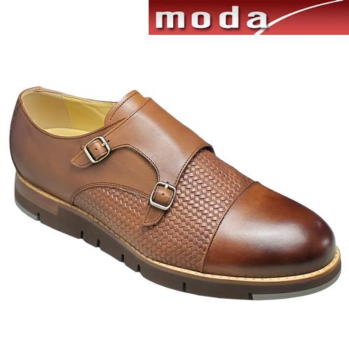 本物の マドラス キャップトウ/メッシュコンビ キャップトウ ダブルモンク/M276(ブラウンコンビ)/メンズ 靴 靴, 特上ひもの ぴん太郎:19451996 --- phcontabil.com.br