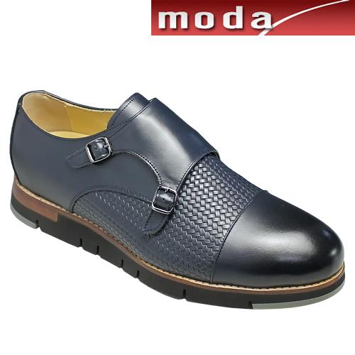 激安本物 マドラス/メッシュコンビ キャップトウ キャップトウ ダブルモンク/M276(ネイビーコンビ) 靴/メンズ 靴, 両神村:9e715c0f --- phcontabil.com.br