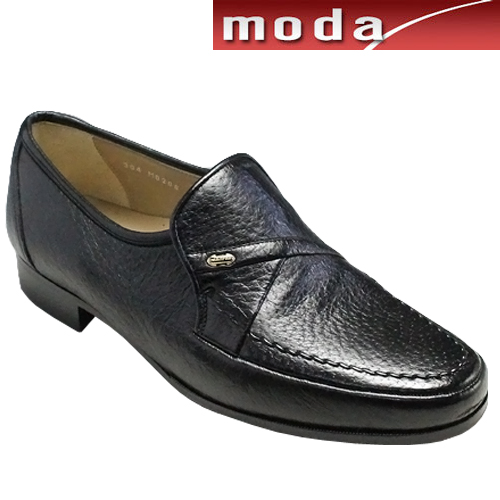 マドラス/ビジネスシューズ(スリッポン)lm208(ブラック)/ラウンドトゥ 軽量 4E/本革底 メンズ 靴
