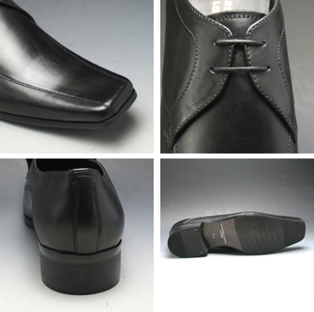 Hamnett and leather business shoes (Seward Mocha) and KH3908 (black)