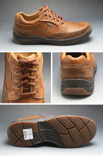 9a8f23d524da3 ... [Clarks] all weather type walking shoes of the ACTIVE AIR & GORE-TEX