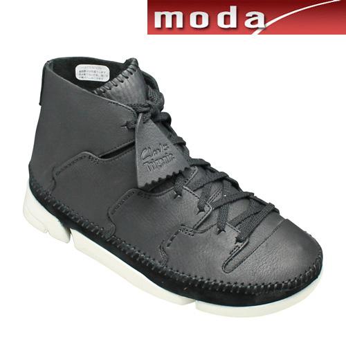 クラークス/トライジェニックフロー 646E(ブラック) 26119894/人気の3分割ソール/メンズ 靴