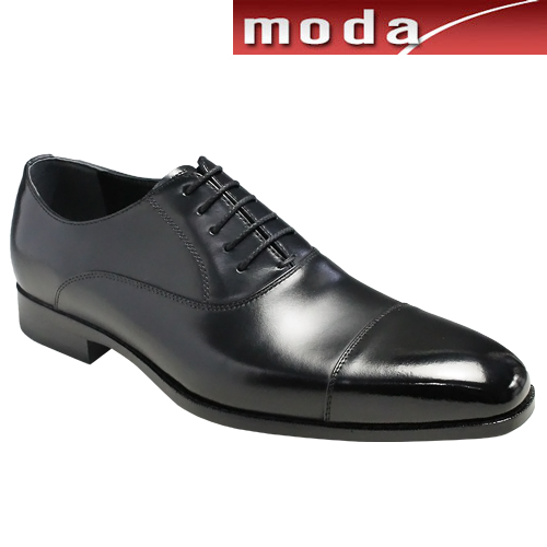 モデロ/ストレートチップ、フォーマルなドレス&カジュアルシューズ・DM1302(ブラック)3E/MODELLO メンズ 靴