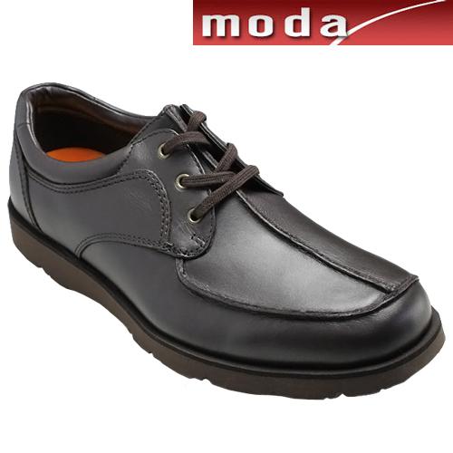 プロコンフォート/カジュアルコンフォートシューズ センターモカ PC6502(ブラウン)/4E幅広/メンズ 靴