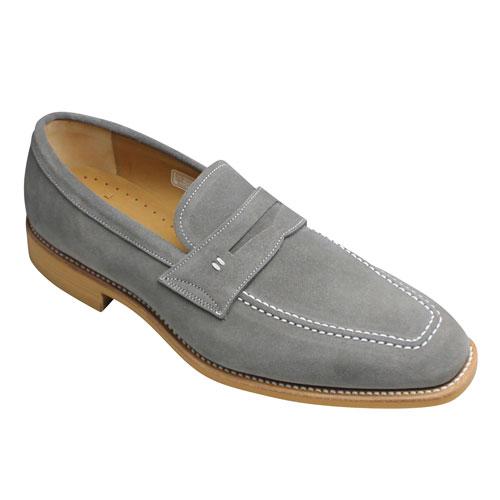 【REGAL(リーガル)】エアーローテーションシステム搭載のスタイリッシュなローファー・11HR(グレースエード)/メンズ 靴
