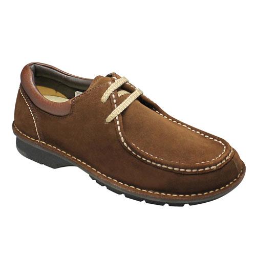 【REGAL WALKER(リーガル ウォーカー)】快適な歩行を生み出す機能満載のレースアップスニーカー(チロリアン)(3E~4E)替え紐付き・199W(ダークブラウンスエード)/メンズ 靴