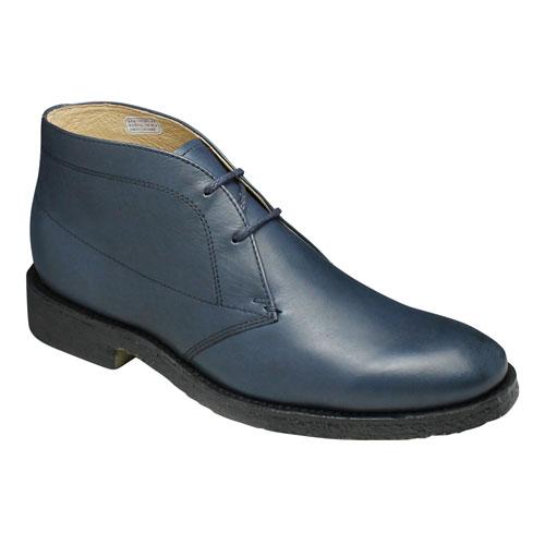 【REGAL(リーガル)】クラッシックな英国スタイルの牛革チャッカーブーツ・51GR(ネイビー)/メンズ 靴