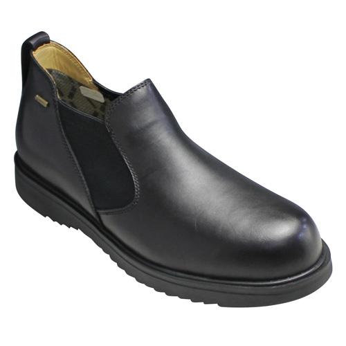 【破格値下げ】 【REGAL STANDARDS(リーガル スタンダーズ)【REGAL】カジュアルショートブーツ(プレーントゥ) 靴・60JR(ブラック)/GORE-TEX(ゴアテックス)/メンズ 靴, ニシメマチ:d3a22e7b --- phcontabil.com.br