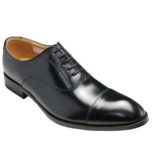 リーガル/カーフ ビジネスシューズ(ストレートチップ)冬底・811R(ブラック)/メンズ 靴