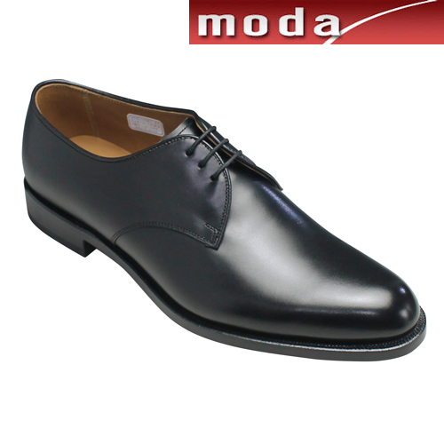 リーガル ビジネスシューズ プレーン ポインテッドトゥ 02PR ブラック REGAL メンズ 靴