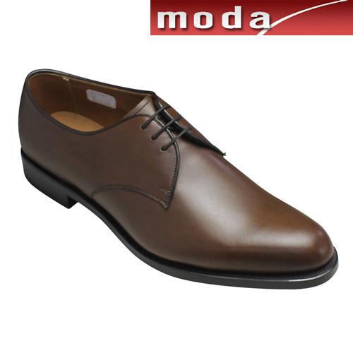 リーガル ビジネスシューズ プレーン ポインテッドトゥ 02PR ダークブラウン REGAL メンズ 靴