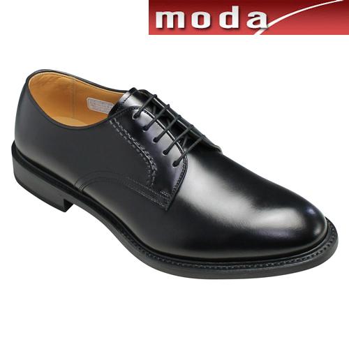リーガル ラウンドラスト プレーントゥ 04NR ブラック REGAL メンズ 靴
