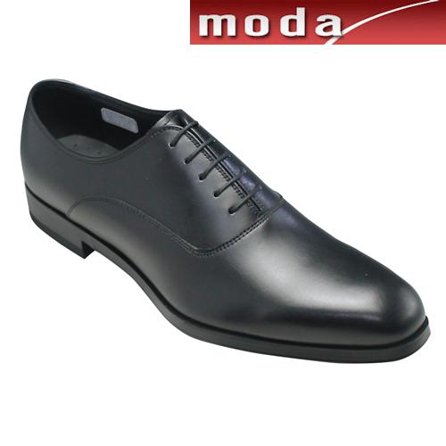 リーガル ビジネスシューズ ホールカット プレーン ポインテッドトゥ 11PR ブラック REGAL メンズ 靴