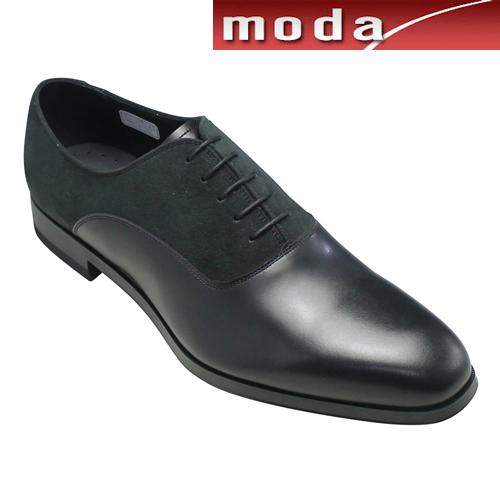 リーガル ビジネスシューズ ホールカット プレーン ポインテッドトゥ 11PR ブラックブラック REGAL メンズ 靴