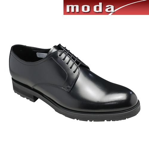 リーガル/ビジネスシューズ冬底(プレーントゥ)20LR-BEW(ブラック)/日本製/メンズ 靴