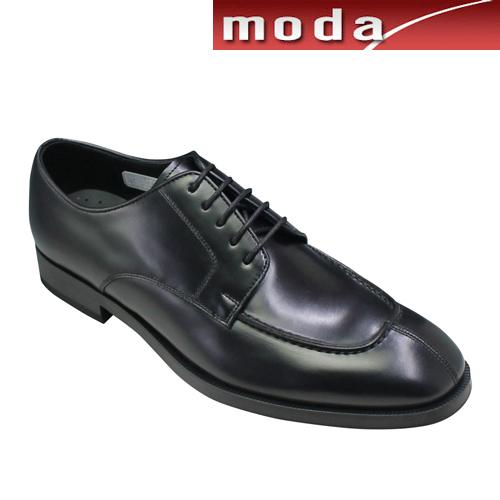 リーガル ビジネスシューズ Uモカシン 36RR ブラック REGAL メンズ 靴