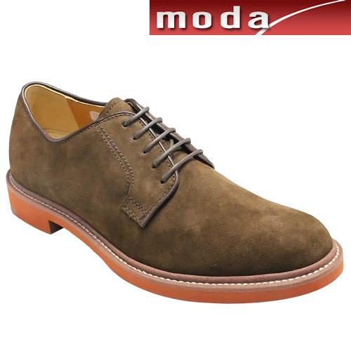リーガル/牛革スエードのカラフルなカジュアルシューズ・RE51MR(ダークブラウンスエード)/REGAL メンズ 靴