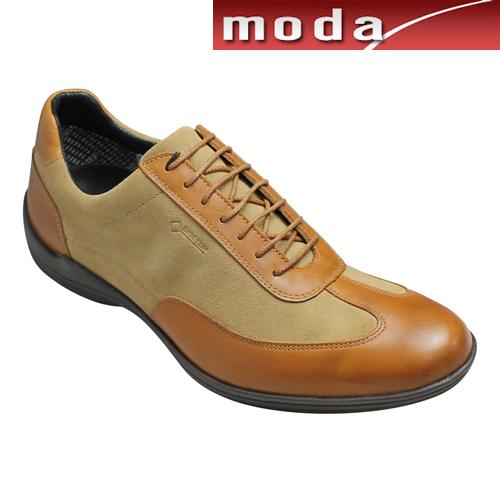 リーガル ゴアテックス(r)ファブリクス採用 レザースニーカー REGAL 53NR リーガル ブラウンベージュ REGAL メンズ 靴 靴, 昇永堂:a041d67f --- rakuten-apps.jp