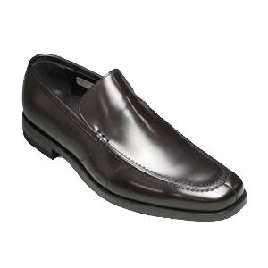 【REGAL(リーガル)】 Y622 ビジネスシューズ ヴァンプ (ダークブラウン)/メンズ 靴